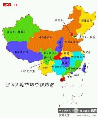 中国地图,各省具体位置,轮廓,简称,记法?